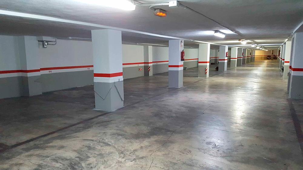 4_garajes_edificio_los_centelles nº 64 valencia